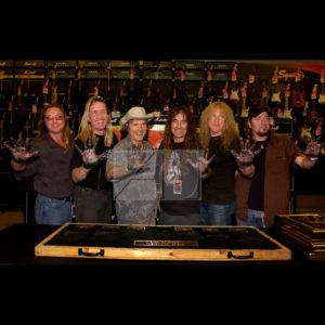 Iron Maiden Guitar Center Award