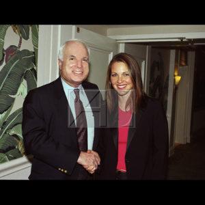 Senator John Mc Cain and Kelli Williams