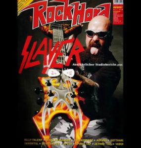 SLAYER - ROCK HARD GERMANY-b